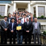 CCS-UK openning ceremony